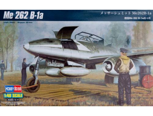 Hobby Boss ME 262 B-1a 1:48 (80378)