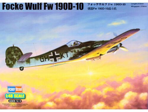 Hobby Boss Focke-Wulf FW190D-10 1:48 (81717)