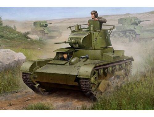 Hobby Boss Soviet T-26 Light Infantry Tank Mod 1938 1:35 (82497)