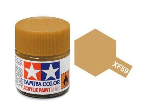 Tamiya AcrMini XF-59 Desert Yellow (81759)