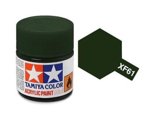 Tamiya AcrMini XF-61 Dark Green (81761)