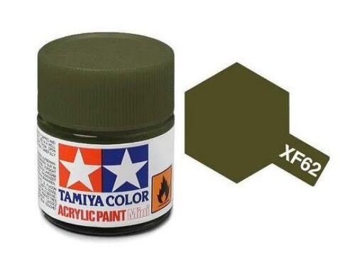 Tamiya AcrMini XF-62 Olive Drab (81762)