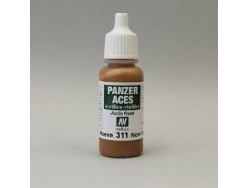 Vallejo Panzer Aces New Wood 70311 (70311)