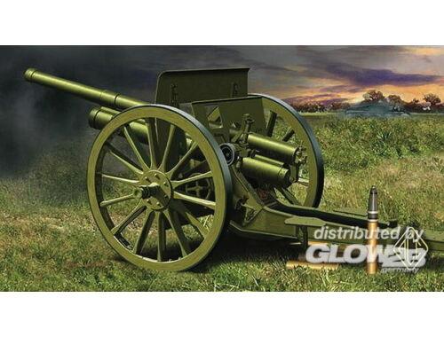 ACE 76.2mm 3 inch Soviet gun 1902/1930 with limber 1:72 (72252)