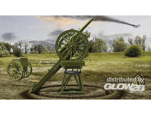ACE Russian 3 inch WW I AA gun 1:72 (72265)