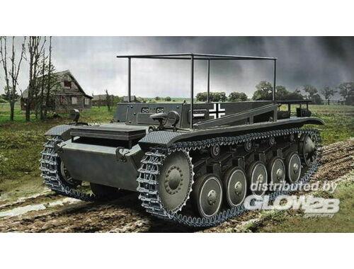 ACE Pionier Kampfwagen II 1:72 (72272)