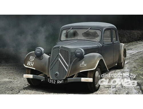 ACE Staff Car Traction Avant 11CV 1:72 (ACE72273)