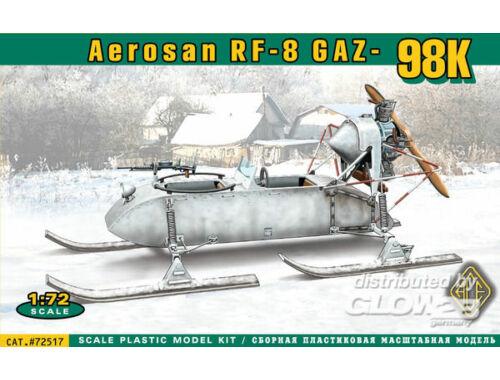 ACE Aerosan RF-8 GAZ-98K 1:72 (72517)