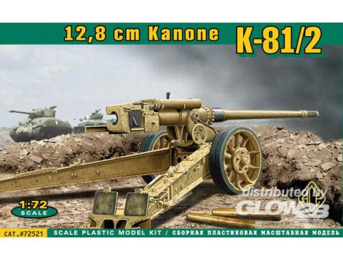ACE K-81/2 12,8 cm Kanone 1:72 (ACE72521)