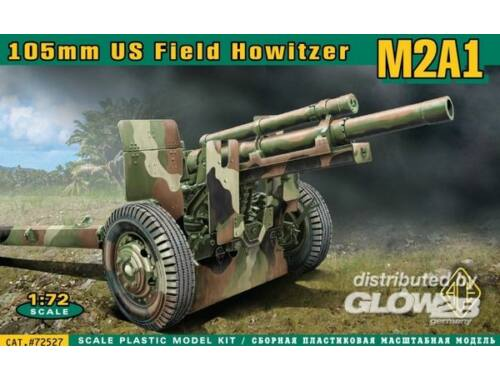 ACE M2A1 105mm U.S. field howitzer 1:72 (ACE72527)