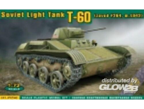 ACE T-60 Soviet light tank 1942 1:72 (72540)
