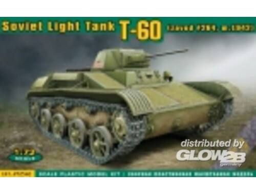 ACE T-60 Soviet light tank 1942 1:72 (72540)