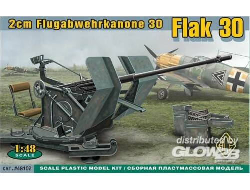 ACE 2cm Flak 30 1:48 (48102)