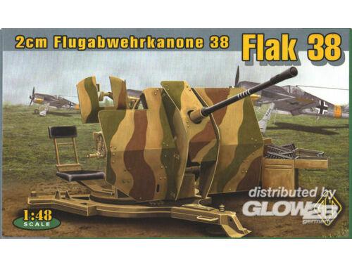 ACE 2cm Flak 38 1:48 (48103)