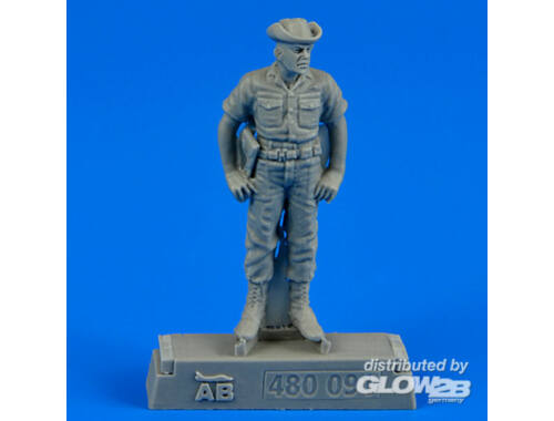 Aerobonus U.S.A.F. Maintenance crew-farm gate oper 1:48 (480091)