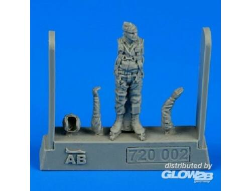 Aerobonus U.S.A.F.fighter pilot-Vietnam war 1960-7 1:72 (720002)