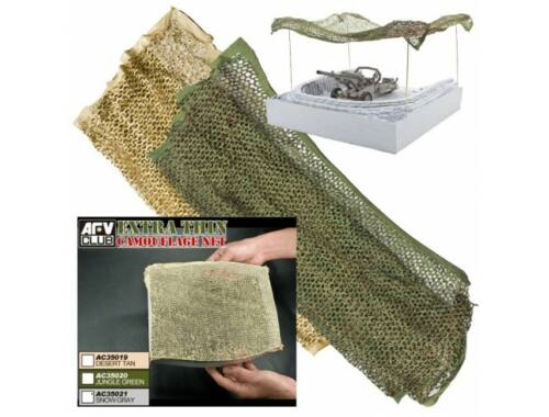 AFV Club Camouflage NET-Desert Tan 1:35 (AC35019)