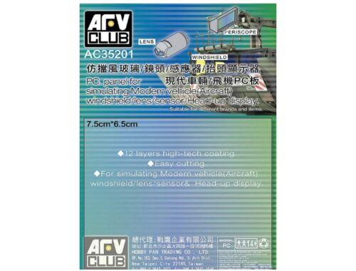AFV Club Glasier set 1:35 (AC35201)