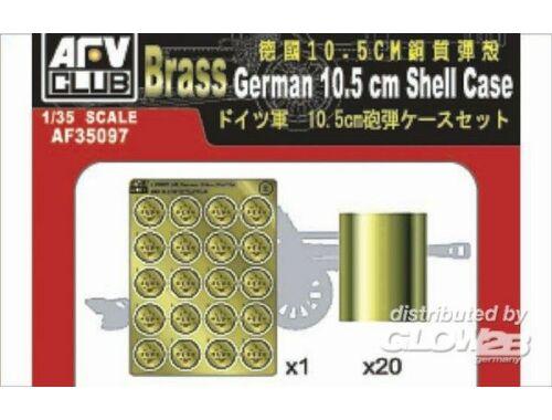 AFV Club GERMAN 10,5 cm SHELL CASE 1:35 (AF35097)