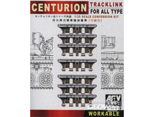 AFV Club Centurion Tracklink for all Type Conversion Kit 1:35 (AF35102)