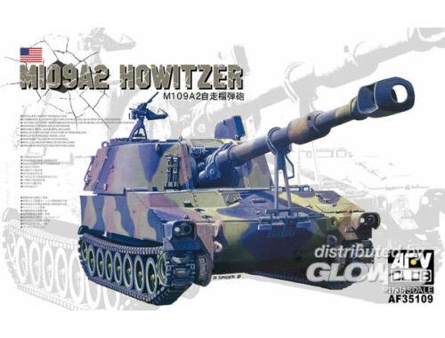 AFV Club M109A2 Howitzer (M1A1 Collimator) 1:35 (AF35109)