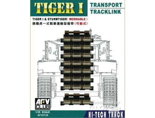 AFV Club Tiger Transport track workable 1:35 (AF35129)