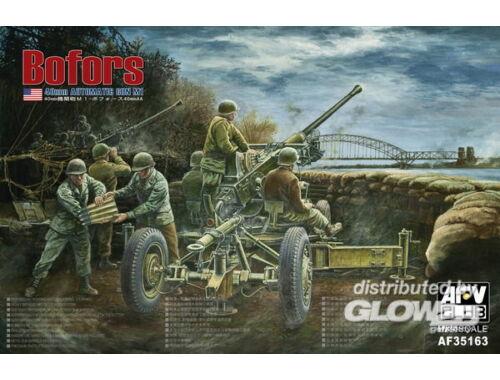 AFV Club Bofors 40mm AA Gun 1:35 (AF35163)