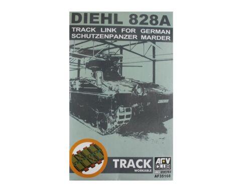 AFV Club Diehl track link (workable) for SchützemPz (Revell) 1:35 (AF35168)