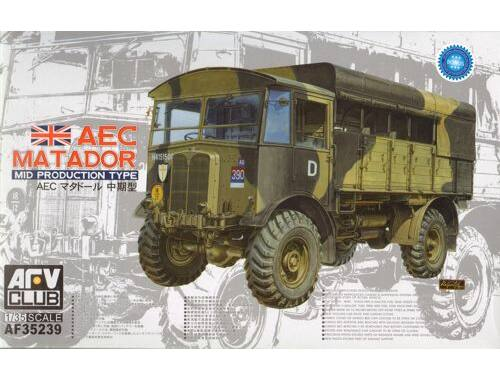 AFV Club AEC Matador Middle Type 1:35 (AF35239)