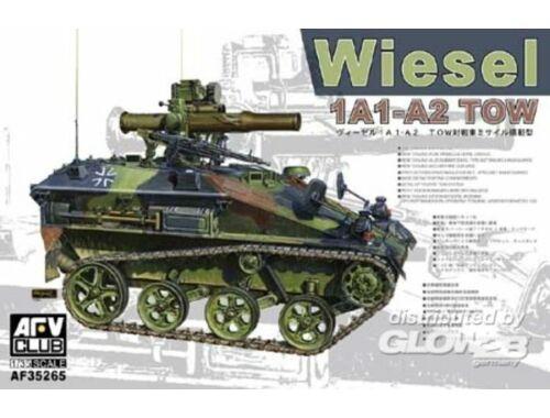 AFV Club Wiesel 1 Tow A1/A2 1:35 (AF35265)