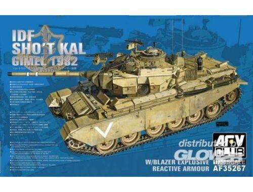 AFV Club IDF SHO´T Kal GIMEL 1982 1:35 (AF35267)
