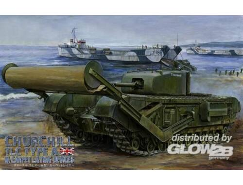 AFV Club Churchill Mk.IV TLC Laying Device a.Carp 1:35 (AF35285)