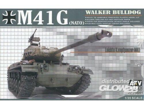 AFV Club M41 Bundeswehr 1:35 (AF35S41)