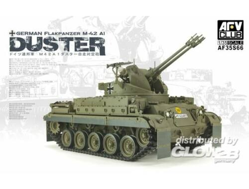 "AFV Club German Flakpanzer M-42 A1 ""Duster"" 1:35 (AF35S66)"