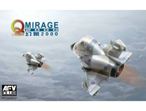 AFV Club Mirage 2000 Egg Planes (AFQ002)