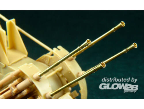 AFV Club 20mm Flak 38 barrels with flash suppres 1:35 (AG35028)