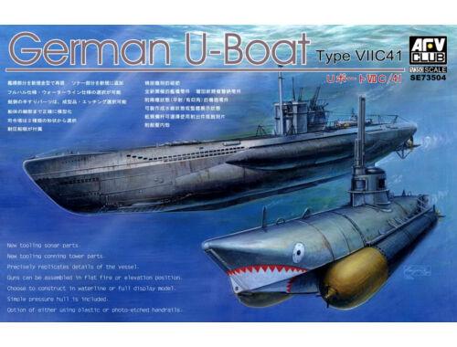 AFV Club U Boat Type 7C41 1:350 (SE73504)