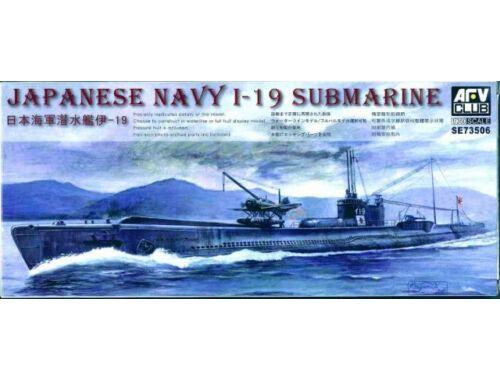 AFV Club IJA I-19 submarine 1:350 (SE73506)