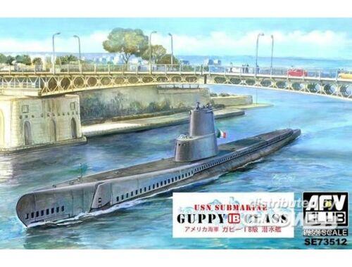 AFV Club Guppy 1B 1:350 (SE73512)