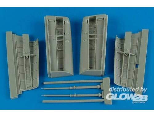 Aires Panavia Tornado speed brakes for Revell 1:32 (2161)