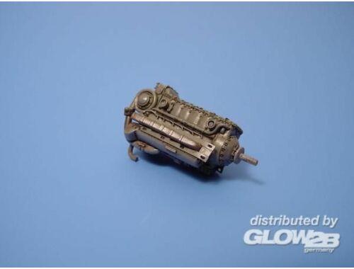 Aires Junkers Jumo 211 Motor 1:48 (4006)