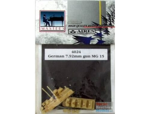 Aires German 7,92 mm MG 15 1:48 (4024)