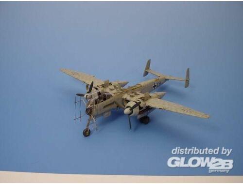 Aires Heinkel He-219 A-7 UHU Super Detailset 1:48 (4042)