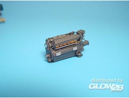 Aires Allison V-1710-85 Motor 1:48 (4154)