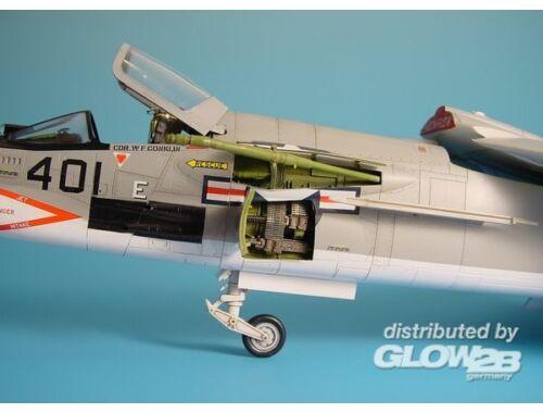 Aires F-8 Crusader Waffenschächte 1:48 (4175)