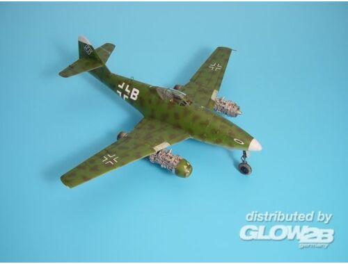 Aires Messerschmitt Me 262A Schwalbe Detail Set 1:48 (4222)