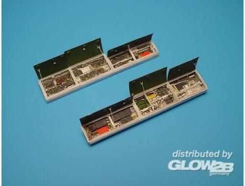 Aires F/A-18 Hornet Elektronik-Schacht 1:48 (4237)