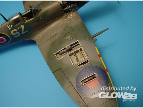 Aires Spitfire Mk.IXc Waffenschächte 1:48 (4244)