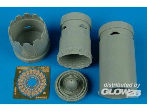 Aires F-16C/D block 30/40/50/60 exhaust nozzle 1:48 (4440)
