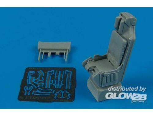 Aires ESCAPAC 1G-2 (A-7E Early) ejection seat 1:48 (4443)